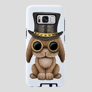 Cute Steampunk Baby Bunny Rabbit Samsung Galaxy S8