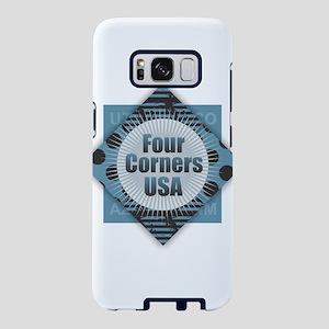 Four Corners USA Samsung Galaxy S8 Case