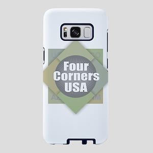 Four Corners Samsung Galaxy S8 Case