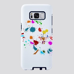 Paintball Player Paintball Samsung Galaxy S8 Case
