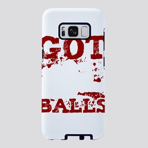 Paintball Player Got Balls Samsung Galaxy S8 Case