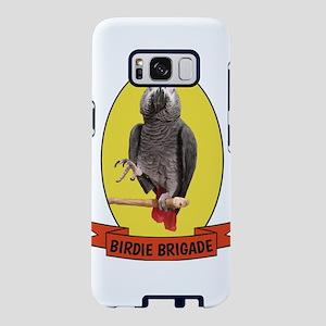 Birdie Brigade Congo Africa Samsung Galaxy S8 Case