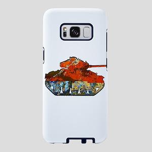 TANK ON Samsung Galaxy S8 Case