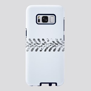 Tractor Tyre Marks Samsung Galaxy S8 Case