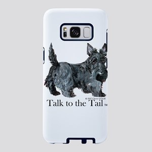 Scottish Terrier Attitude Samsung Galaxy S8 Case