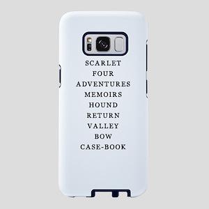 Holmes Adventures Samsung Galaxy S8 Case