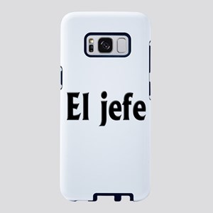 El jefe (The Boss) Samsung Galaxy S8 Case