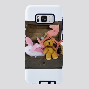 AntiqueToyChest031910 Samsung Galaxy S8 Case