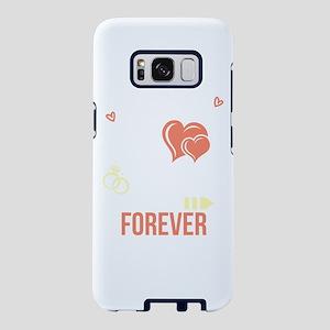 Wedding Anniversary Married Samsung Galaxy S8 Case
