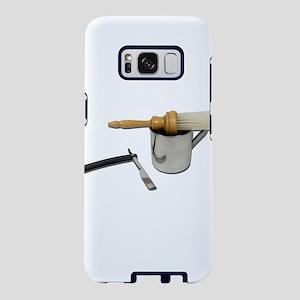 StraightRazorMugBrush101311 Samsung Galaxy S8 Case