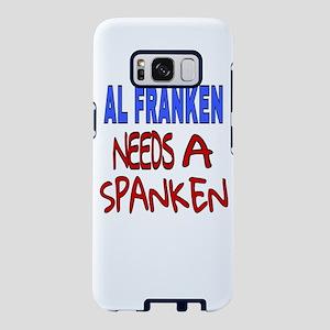 AL FRANKEN NEEDS A SPANKEN Samsung Galaxy S8 Case