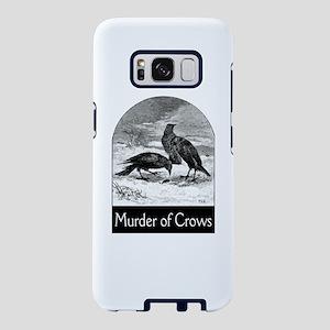 Murder of Crows Samsung Galaxy S8 Case