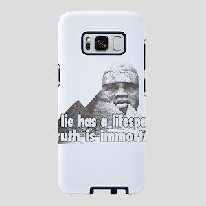 Black History truth Samsung Galaxy S8 Case