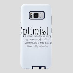 optimist Samsung Galaxy S8 Case