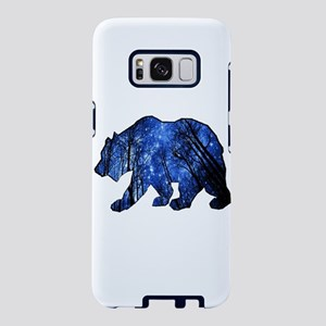 BEAR NIGHTS Samsung Galaxy S8 Case