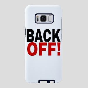 BACK OFF! Samsung Galaxy S8 Case