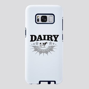 glory of the dairy Samsung Galaxy S8 Case