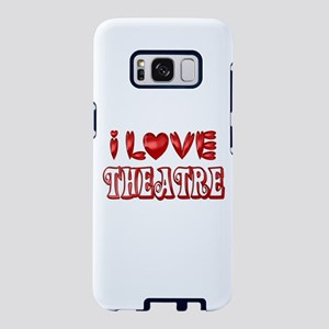 I Love Theatre Samsung Galaxy S8 Case