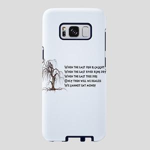 When The Last Tree Dies Samsung Galaxy S8 Case