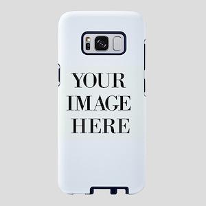 Your Photo Here Design Samsung Galaxy S8 Case