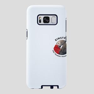 Logo of Einstein the Talkin Samsung Galaxy S8 Case