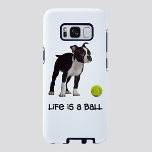 Boston Terrier Life Samsung Galaxy S8 Case