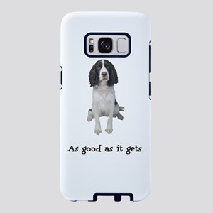 Good Springer Spaniel Samsung Galaxy S8 Case