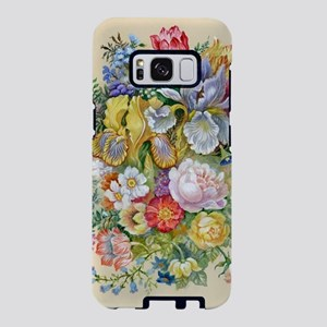 Flower Bouquet Painting Samsung Galaxy S8 Case