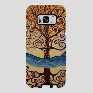JEWISH TREE OF LIFE WITH REFLECTION Samsung Galaxy