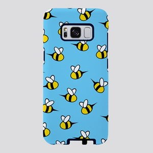bees-lots_ff Samsung Galaxy S8 Case