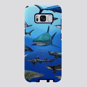 Shark Gathering Samsung Galaxy S8 Case