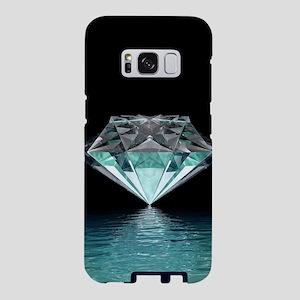 Aqua Diamond Samsung Galaxy S8 Case