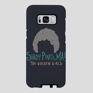 Golden Girls Shady Pines Ma Samsung Galaxy S8 Case