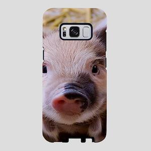sweet little piglet 2 Samsung Galaxy S8 Case