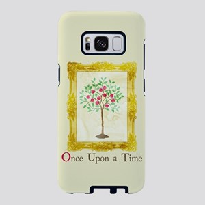 OUAT Lucy Story Book Samsung Galaxy S8 Case