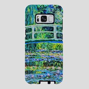 Monet - Water Lily Pond Samsung Galaxy S8 Case