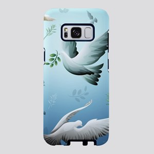 Beautiful Doves Samsung Galaxy S8 Case