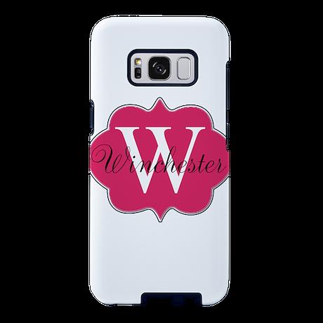 Elegant Monogrammed Design by LH Samsung Galaxy S8