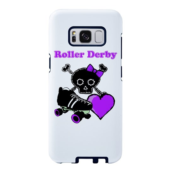 Roller Derby Heart (Purple)