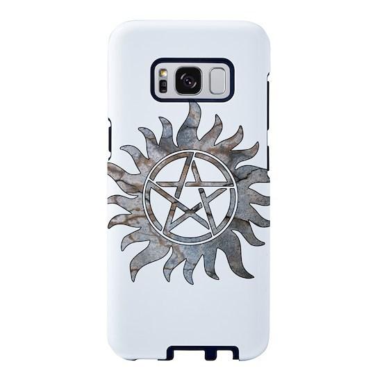 quality design 04195 4844e Supernatural Symbol Samsung Galaxy S8 Case