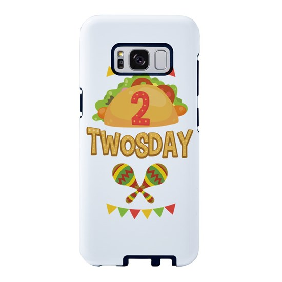 Tacos Maracas 2 Twosday Birthday Gift