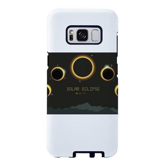the best attitude c77db d5d77 Epic Solar Eclipse Samsung Galaxy S8 Case