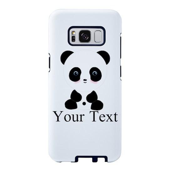 Personalizable Panda Bear