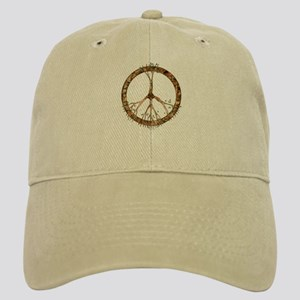 Peace Tree Baseball Cap