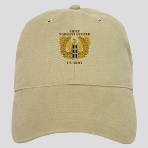 Army - Emblem - Warrant Officer CW3 Cap