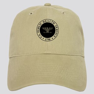 USPHS Captain <BR>White Or Khaki Cap