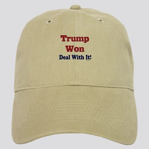 Trump Won Deal With It Cap