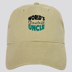 Worlds Greatest Uncle Cap