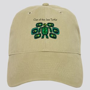 CLAN OF THE SEA TURTLE Cap