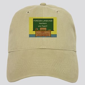 Language Teachers Cap